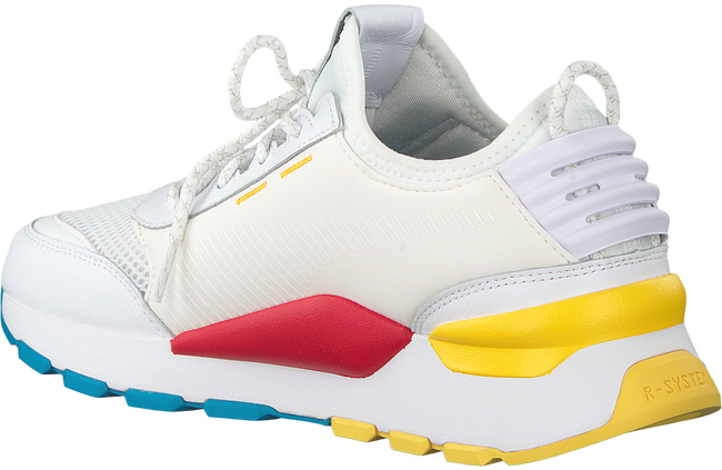 Witte PUMA Sneakers RS-0 PLAY HEREN - large