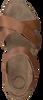 Bruine CA'SHOTT Sandalen 15040 - small