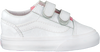 Witte VANS Sneakers TD OLD SKOOL V WHITE GIRA  - small