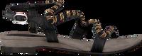 Zwarte LAZAMANI Sandalen 85.268  - medium