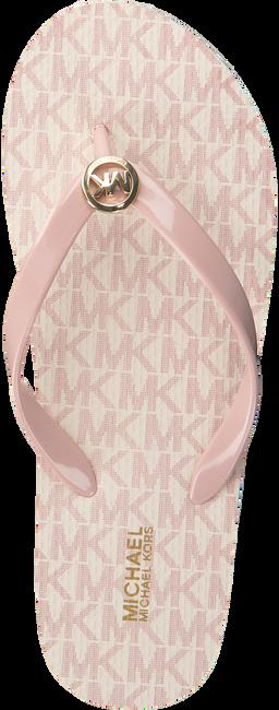 Roze MICHAEL KORS Slippers MK FLIP FLOP Omoda