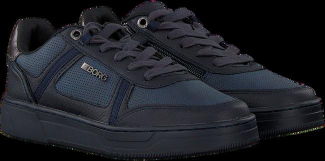 Blauwe BJORN BORG Lage sneakers T1040 PNB K  - large