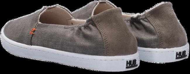 Grijze HUB Sneakers FUJI  - large