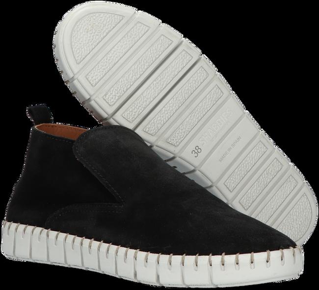 Zwarte SHABBIES Loafers 120020024  - large