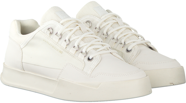 Witte G-STAR RAW Sneakers RACKAM VODAN LOW  - large