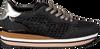 Zwarte CRIME LONDON Sneakers DYNAMIC PAILETTES  - small