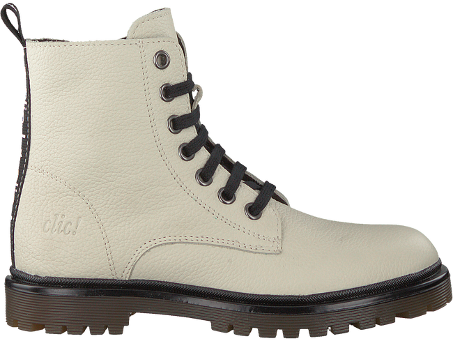 Witte CLIC! Veterboots 8834  - large