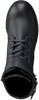 Zwarte NUBIKK Enkelboots ZOE LACE  - small
