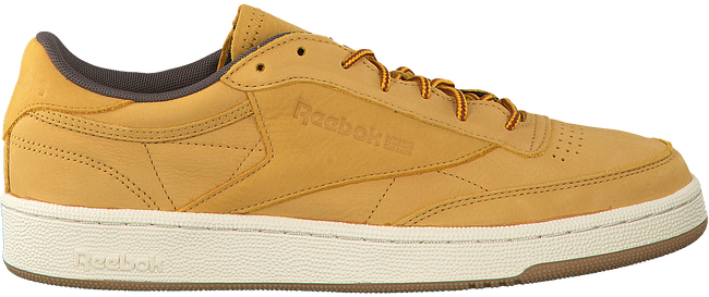 Camel REEBOK Sneakers CLUB C 85 MEN  - large