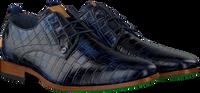 Blauwe REHAB Nette schoenen GREG CROCO  - medium