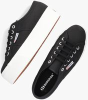 Zwarte SUPERGA Lage sneakers 2790 COTW LINE UP AND DOWN  - medium