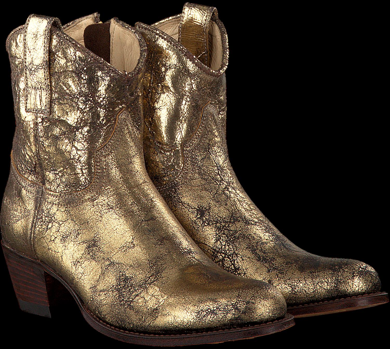 Gouden SENDRA Cowboylaarzen 11578   Omoda