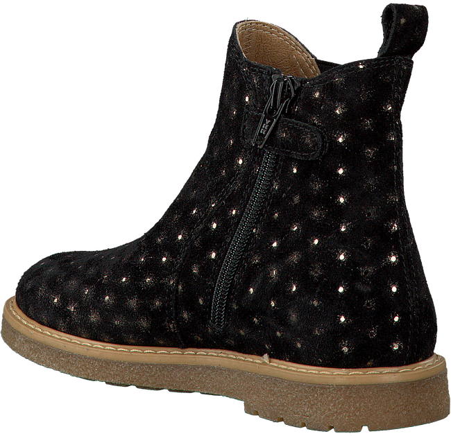 Zwarte UNISA Chelsea boots NEVADA  - large