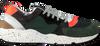 Groene P448 Sneakers ALEX - small