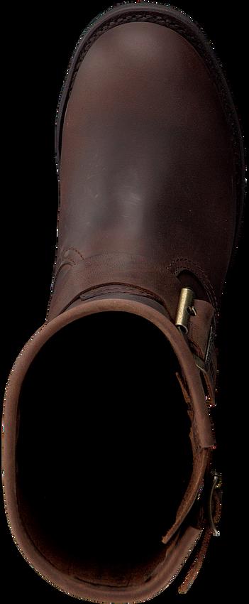 Bruine SENDRA Lange laarzen 2944  - larger
