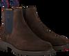 Bruine GANT Chelsea boots OSCAR  - small