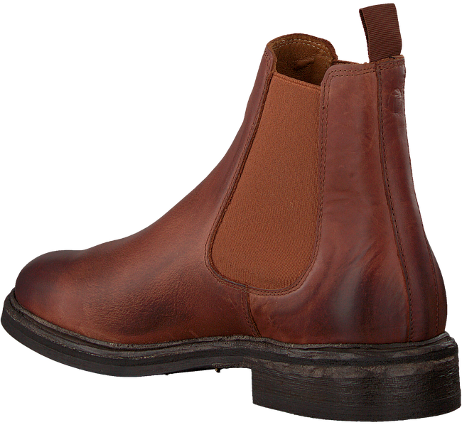 Cognac GOOSECRAFT Chelsea boots CHET CHELSEA  - large