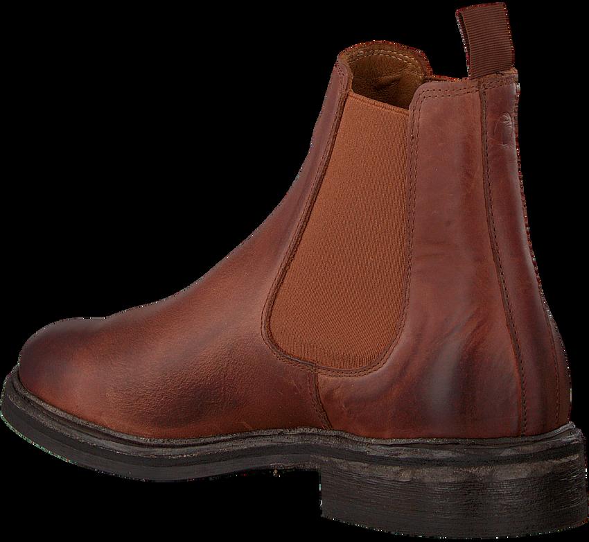 Cognac GOOSECRAFT Chelsea boots CHET CHELSEA  - larger