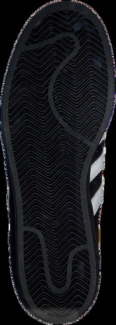 Zwarte ADIDAS Sneakers SUPERSTAR HEREN  - large