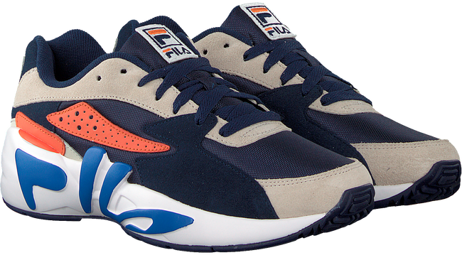 Blauwe FILA Sneakers MINDBLOWER MEN  - large