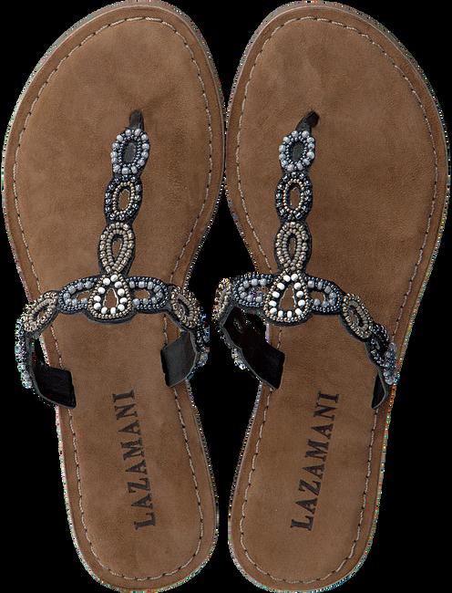 Zwarte LAZAMANI Slippers 75.554  - large
