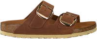Cognac BIRKENSTOCK Slippers ARIZONA BIG BUCKLE  - medium