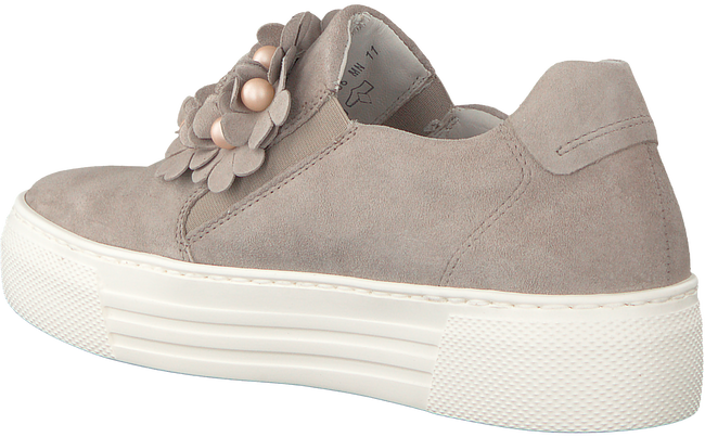 Taupe GABOR Slip-on sneakers  462 - large