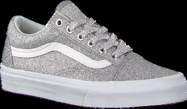Zilveren VANS Sneakers OLD SKOOL WMN - large