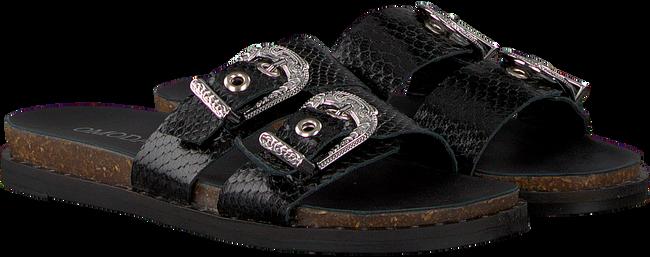 Zwarte OMODA Slippers LPARANSTUD-07  - large
