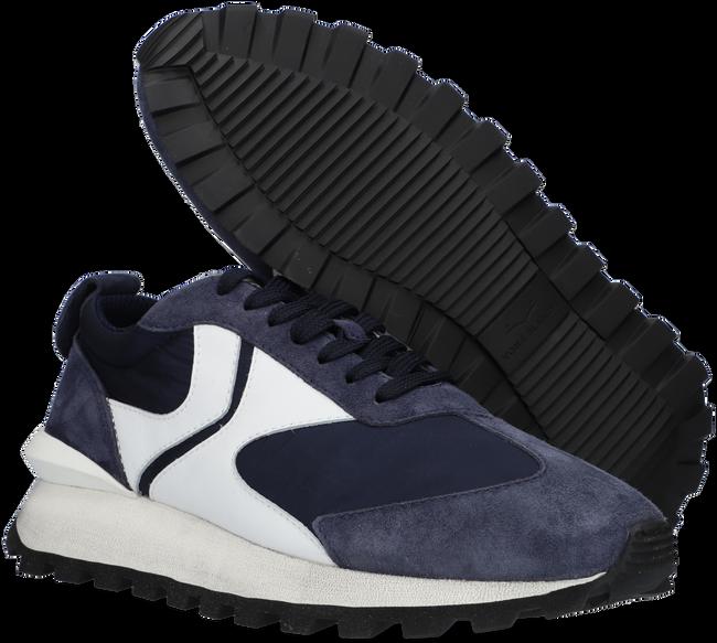 Blauwe VOILE BLANCHE Lage sneakers QWARK MAN  - large