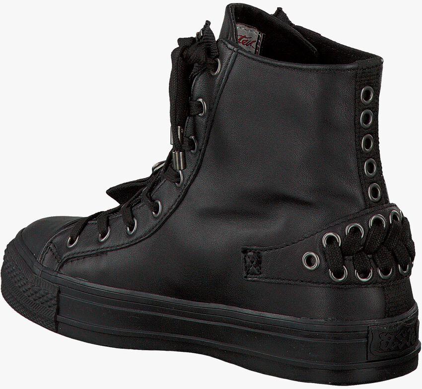 Zwarte ASH Sneakers VENUS  - larger