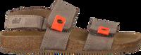 Bruine CLIC! Sandalen TROY - medium