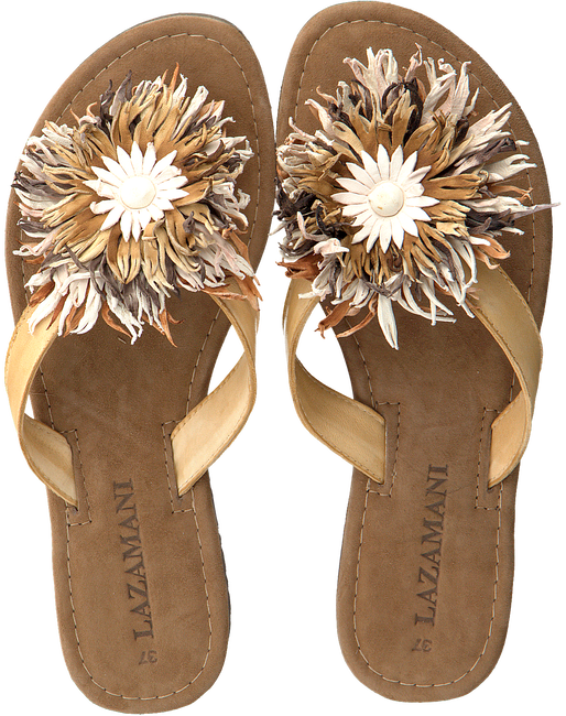 beige LAZAMANI Slippers 33.650  - large