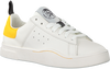 Witte DIESEL Sneakers S-CLEVER LOW W  - small