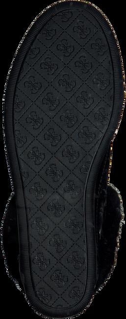 Zwarte GUESS Sneakers FLFUR3 ELE12  - large
