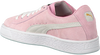 Roze PUMA Sneakers SUEDE JR - small