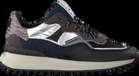 Grijze FLORIS VAN BOMMEL Lage sneakers 16308  - medium