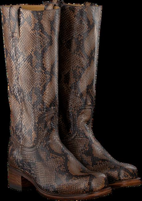 Bruine SENDRA Hoge laarzen 3299  - large