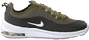 Groene NIKE Sneakers AIR MAX AXIS - small