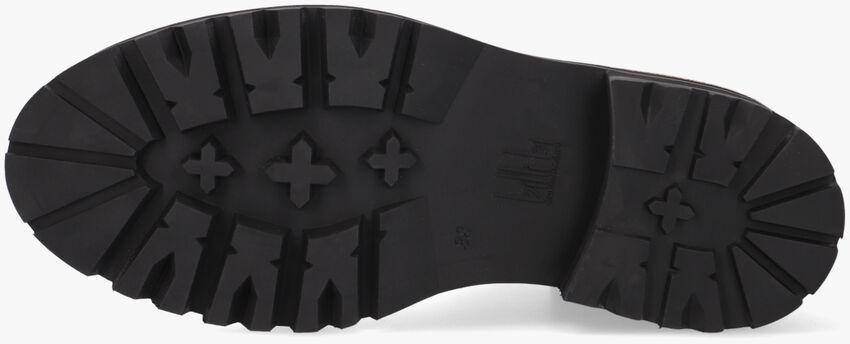 Zwarte BILLI BI Enkellaarsjes 1475  - larger