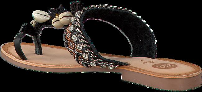 Zwarte GIOSEPPO Slippers AVENTINA  - large