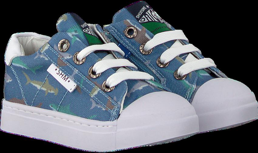 Blauwe SHOESME Lage sneakers SH20S035  - larger
