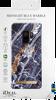 Blauwe IDEAL OF SWEDEN Telefoonhoesje FASHION CASE GALAXY S9 - small