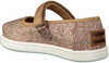 gouden TOMS Ballerina's MARY JANE  - small