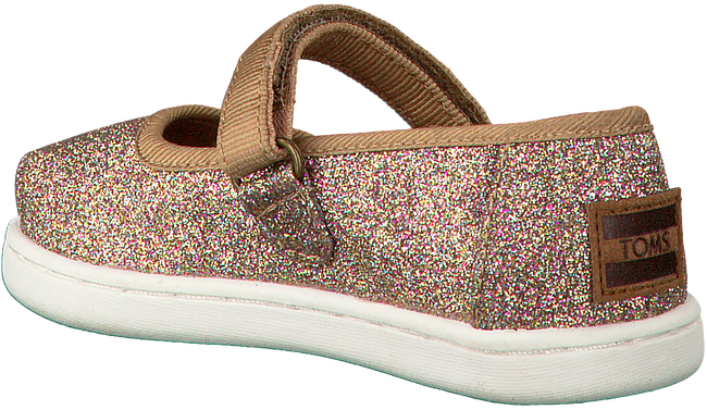 gouden TOMS Ballerina's MARY JANE  - large