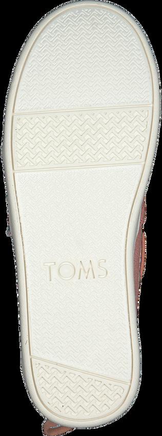 Roze TOMS Instappers BIMINI  - larger
