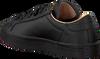 Zwarte ADIDAS Sneakers COURT VANTAGE DAMES  - small