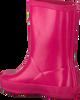 Roze HUNTER Regenlaarzen KIDS FIRST CLASSIC GLOSS  - small