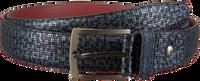 Blauwe FLORIS VAN BOMMEL Riem 75188  - medium