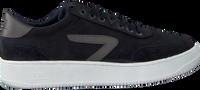 Blauwe HUB Lage sneakers BASELINE-M  - medium